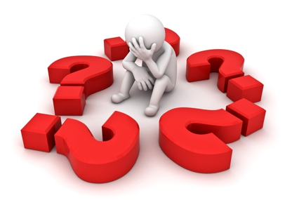 Aus vielen Fragen können nach erfolgreicher Psychotherapie viele Antworten werden.